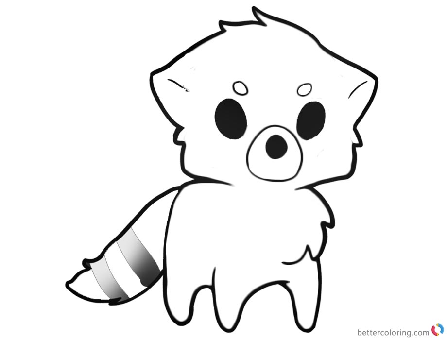 red panda face coloring page panda face pages coloring pages red panda face coloring page