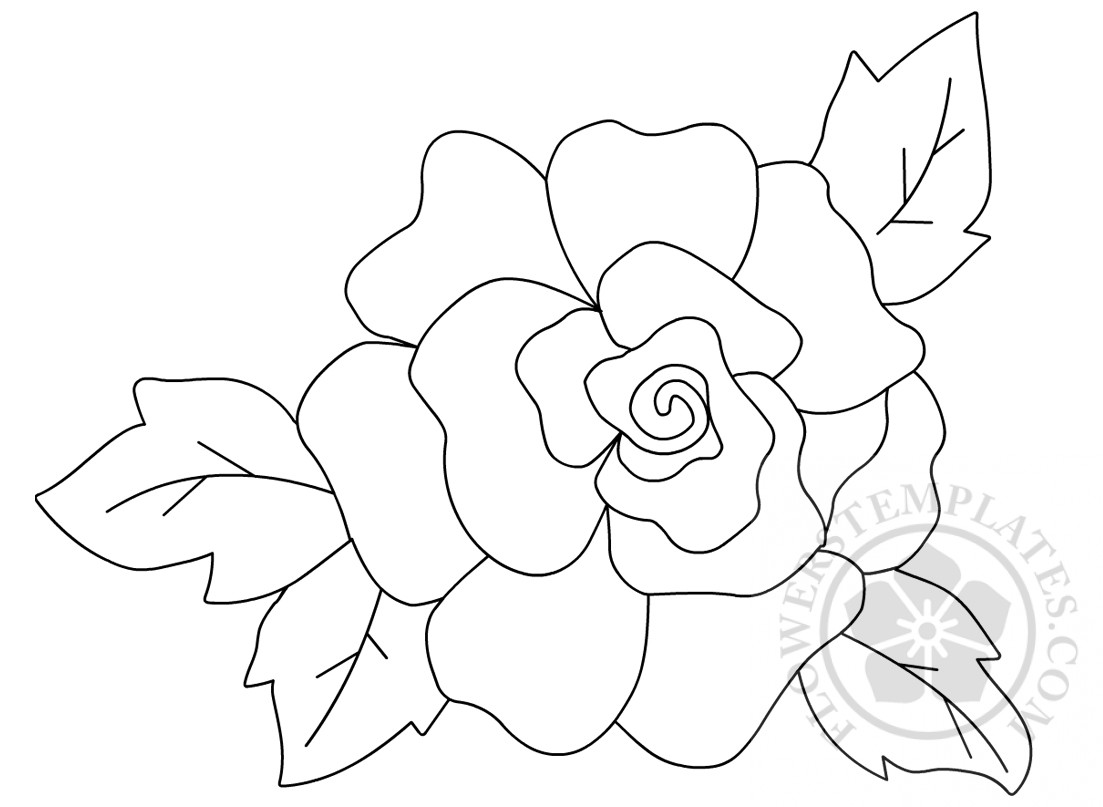 red rose rose coloring pages bunch of roses colouring page coloring rose pages red rose