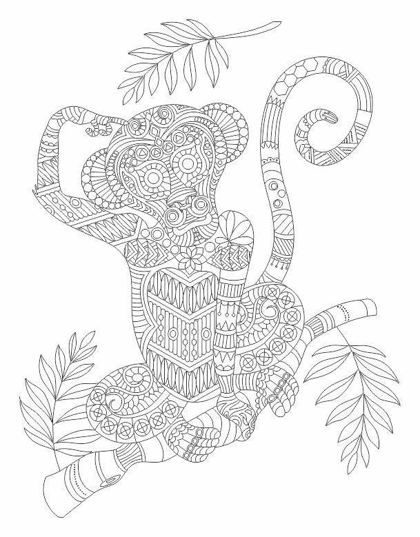 relaxation animal coloring pages relax with art colouring for adults this page has a ton animal pages relaxation coloring