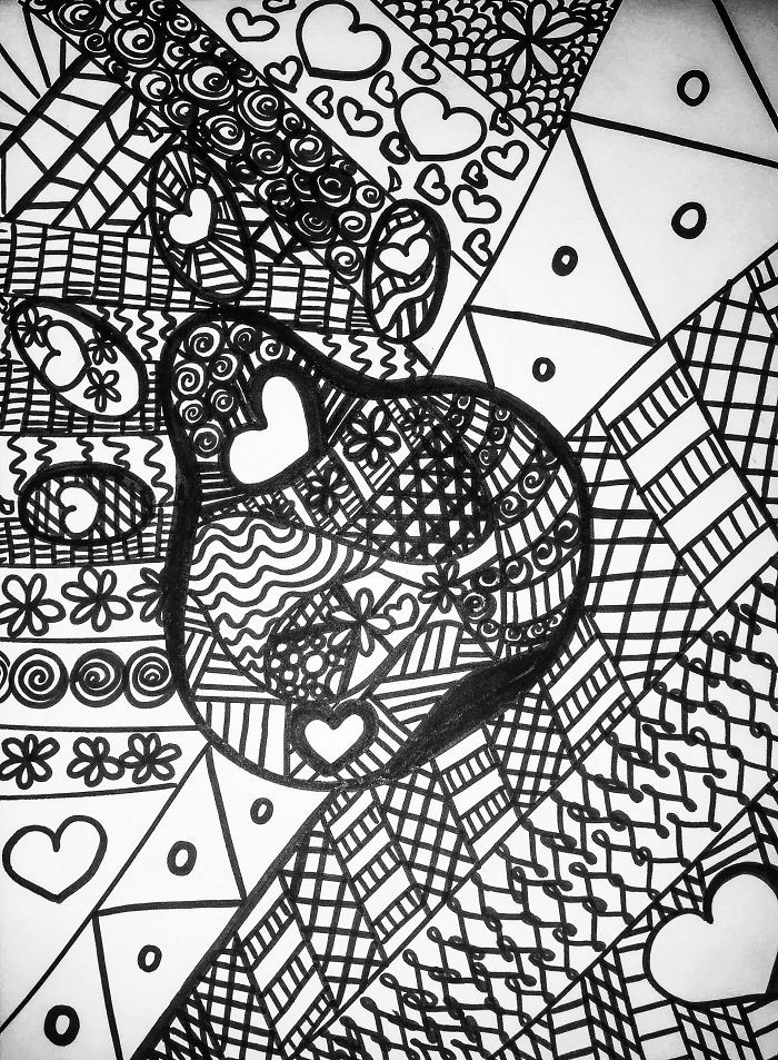rescue dog coloring pages i created this coloring page to help pay for surgery for rescue coloring pages dog