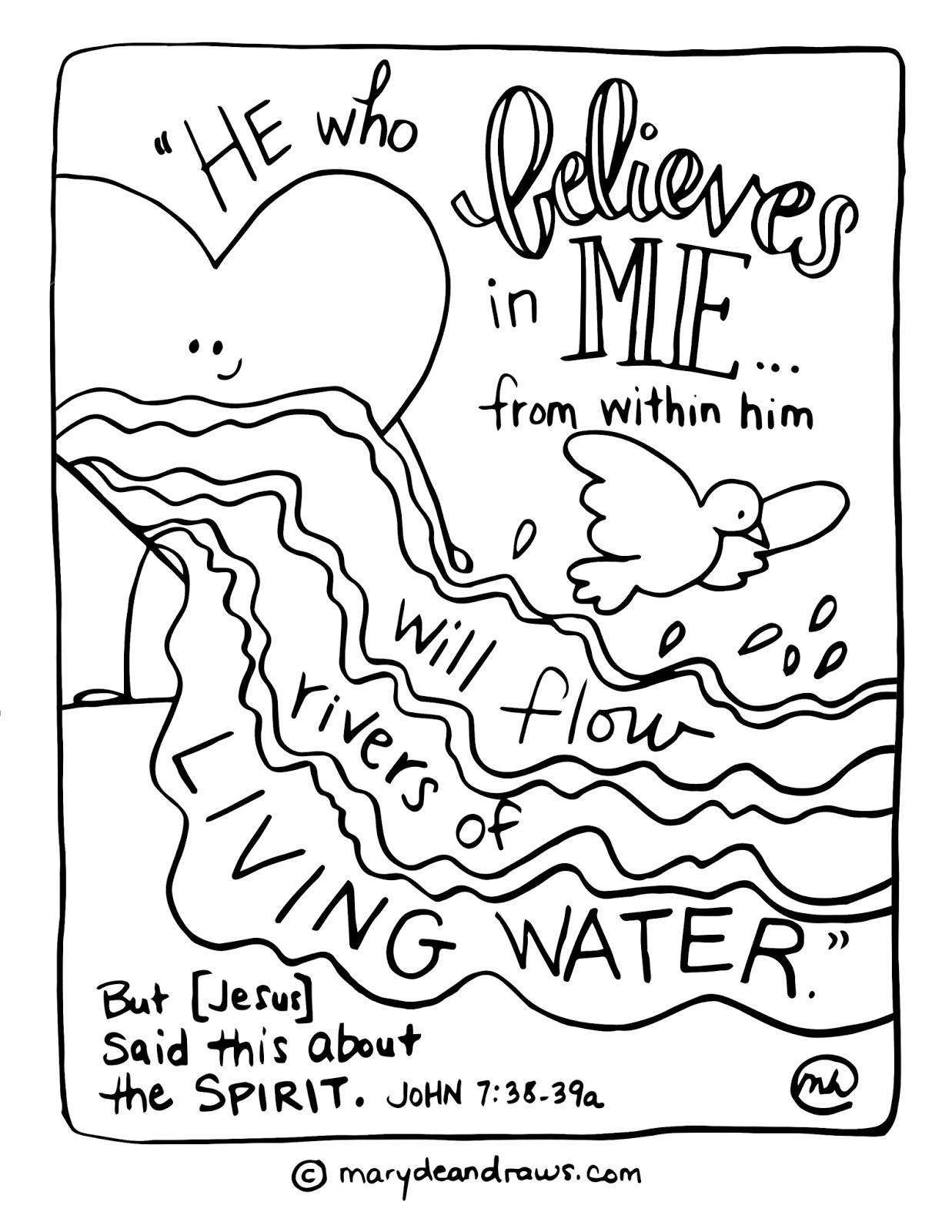 river coloring pages printable i39m praying a new prayer rivers of living water pages printable river coloring