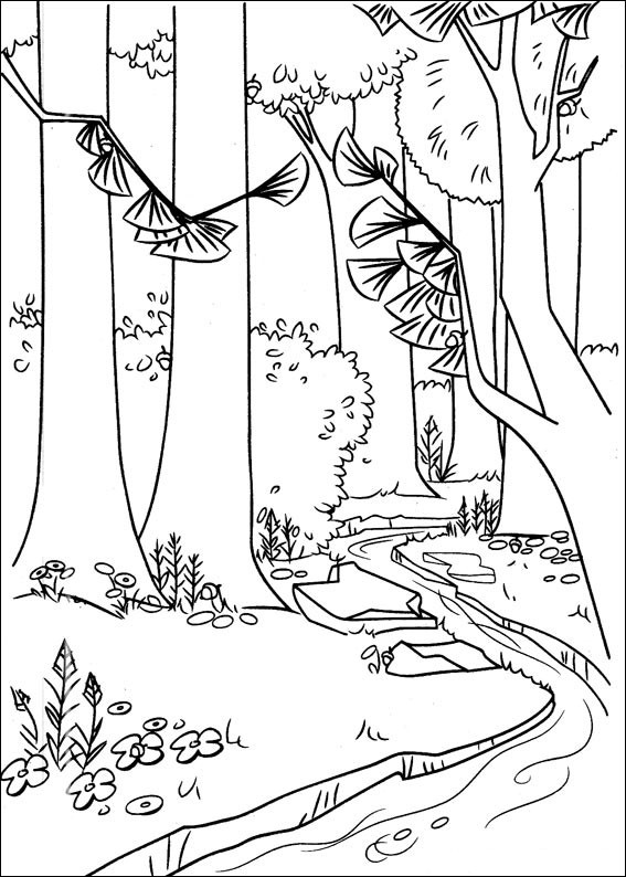 river coloring pages printable river forest coloring page printable coloring river pages