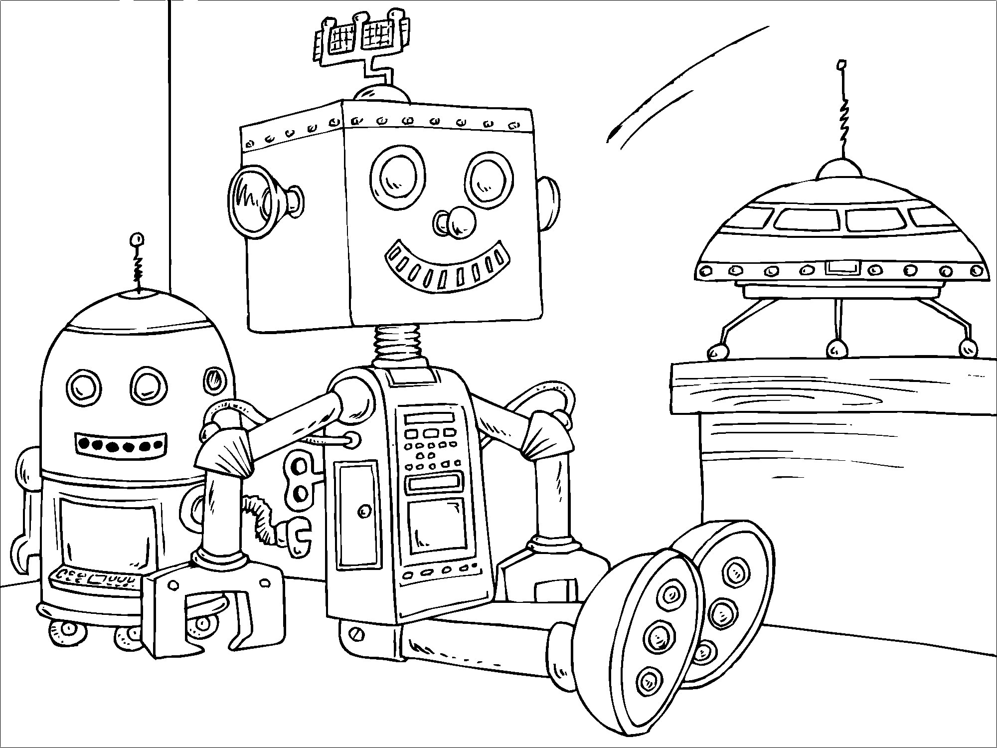 robot pictures to print free printable robot coloring pages for kids cool2bkids pictures to print robot