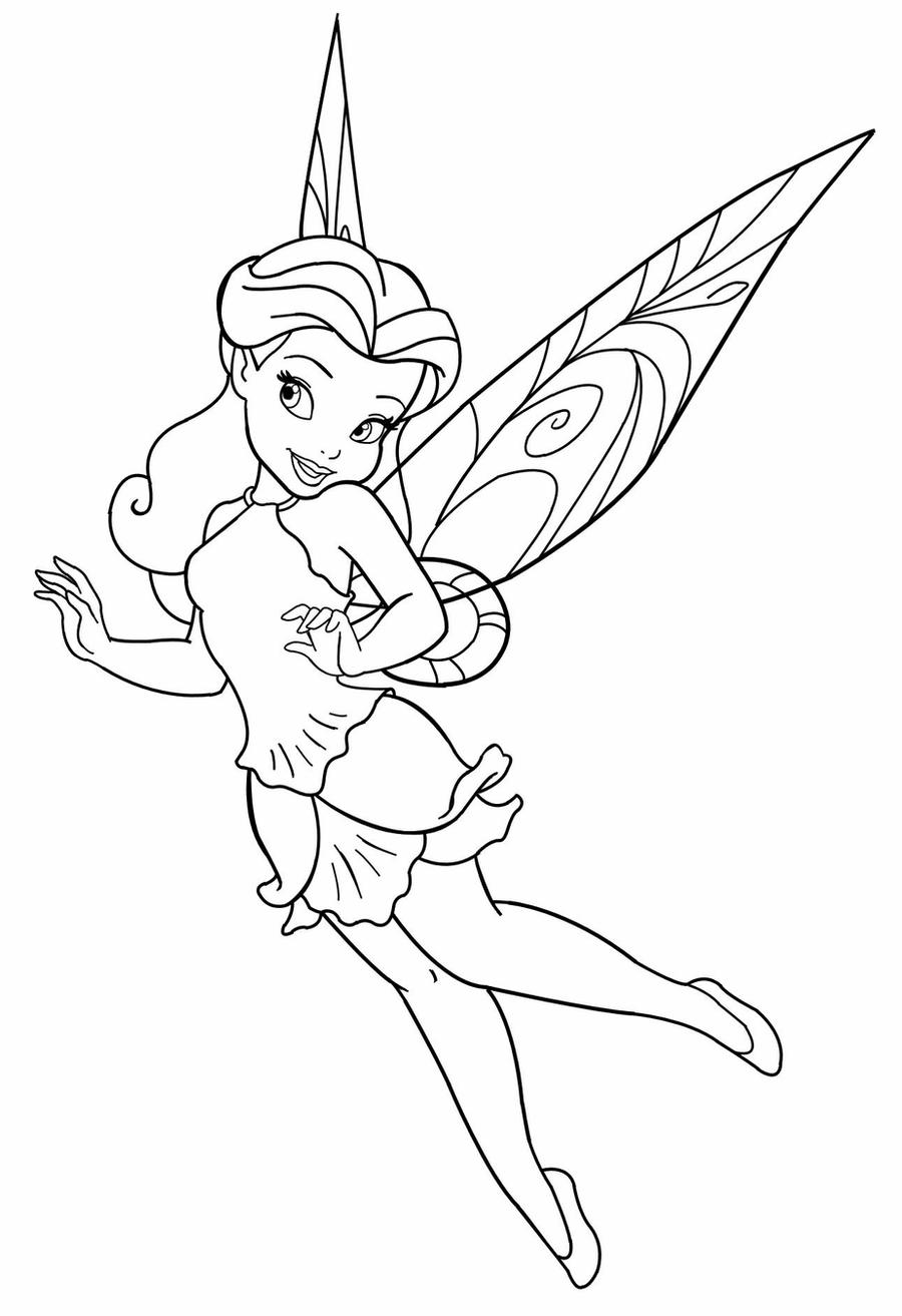rosetta fairy coloring pages coloring page fairy rosetta coloring fairy rosetta pages