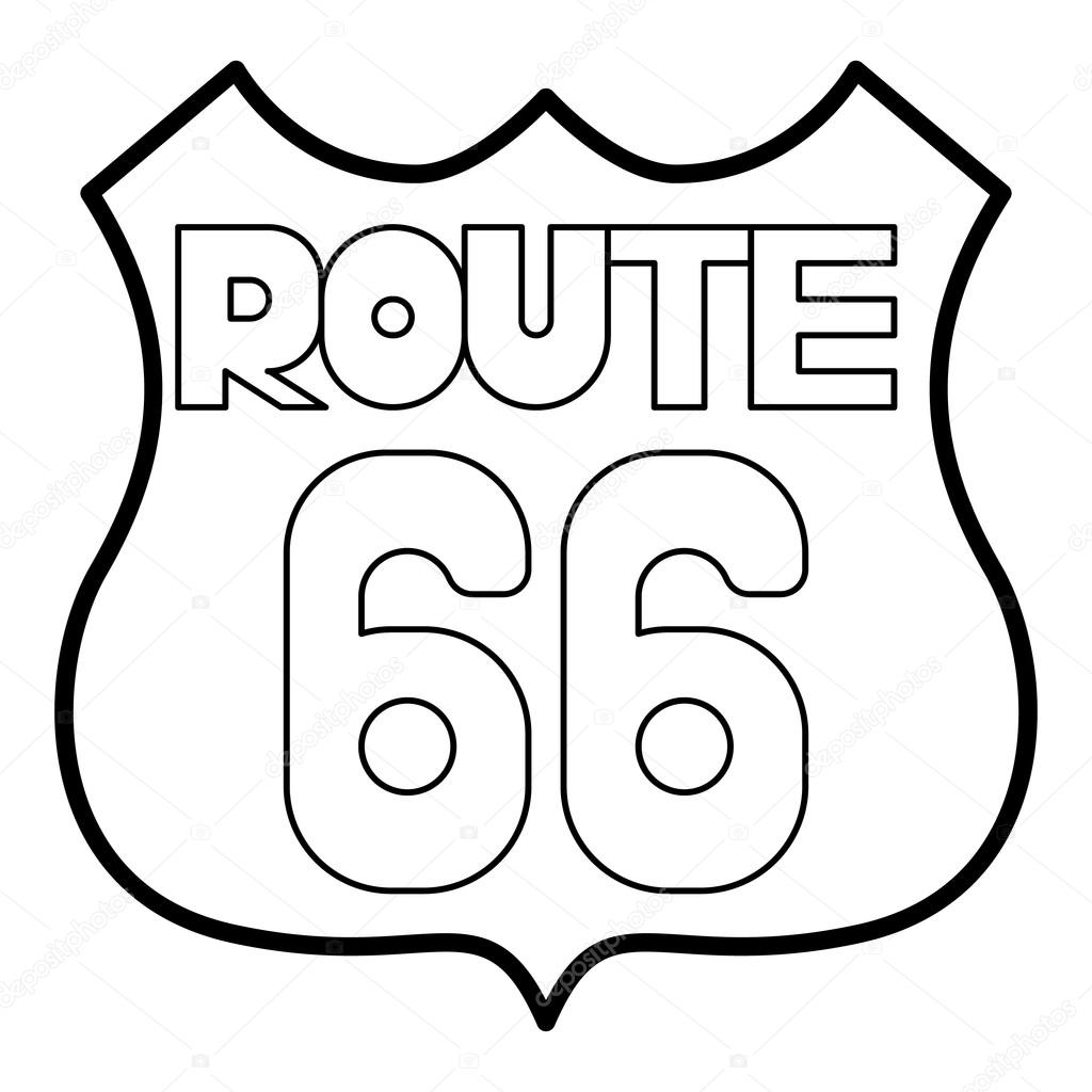 route 66 coloring pages route 66 postcard coloring book pages coloring route 66