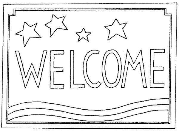 rug coloring page clip art basic words rug coloring page i abcteachcom page rug coloring
