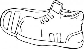 running shoes coloring pages athletic shoes coloring pages to printable running shoe running shoes pages coloring