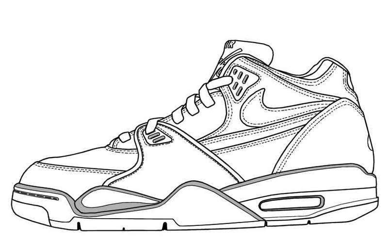 running shoes coloring pages free coloring pages sneaker art sneakers illustration coloring running shoes pages