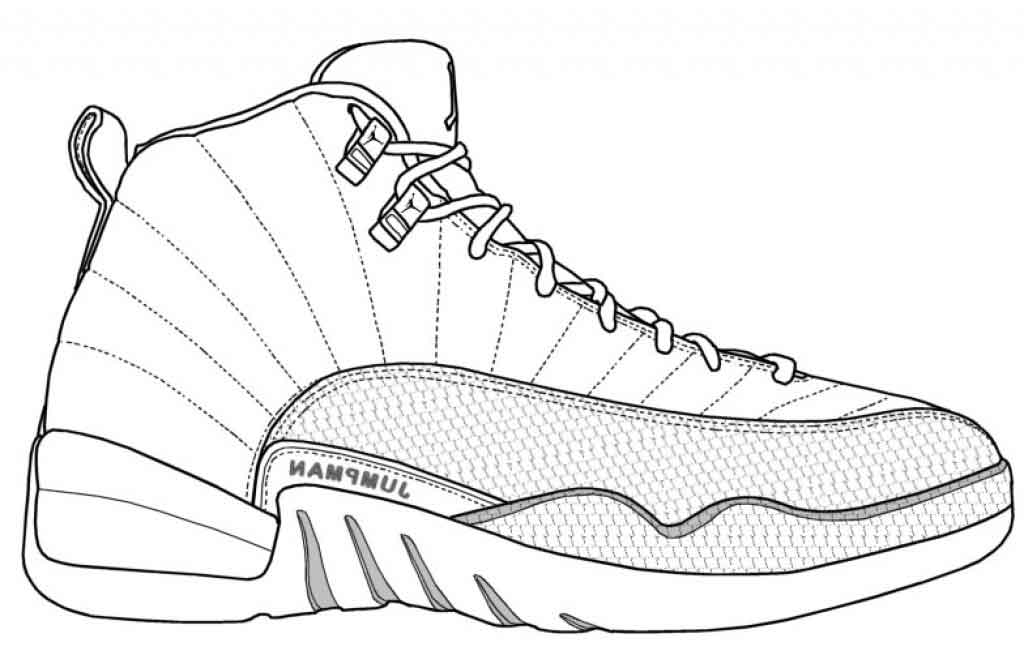 running shoes coloring pages nike running shoe coloring page to printable coloring nike shoes running coloring pages