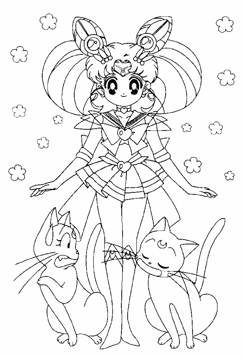 sailor moon coloring pages coloring page sailormoon coloring pages 34 moon pages sailor coloring