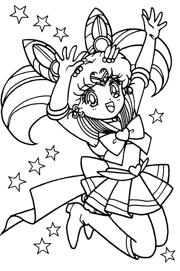 sailor moon coloring pages sailor moon coloring pages getcoloringpagescom pages coloring moon sailor