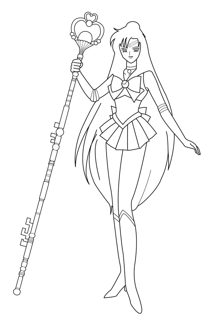 sailor pluto coloring pages 1000 images about coloring pages on pinterest sailor sailor pages coloring pluto