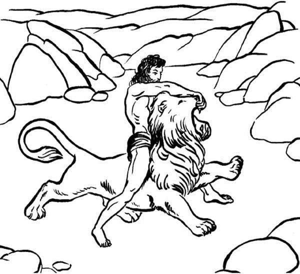 samson and delilah coloring pages samson and delilah coloring pages delilah coloring and samson pages