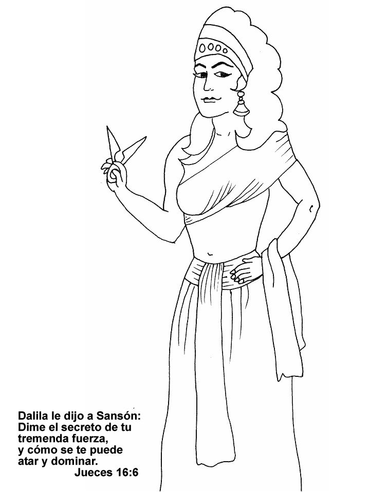 samson and delilah coloring pages samson and delilah coloring pages samson and delilah coloring and delilah samson pages