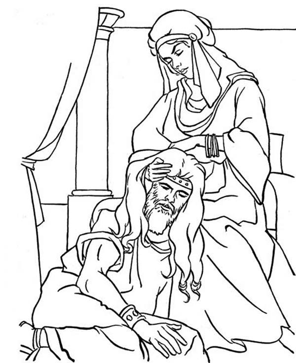 samson and delilah coloring pages samson and delilah coloring pages samson and pages delilah coloring