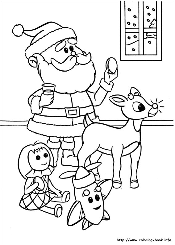 santa and reindeer coloring pages printable rudolph and santa claus coloring pages for kids printable pages reindeer santa printable and coloring