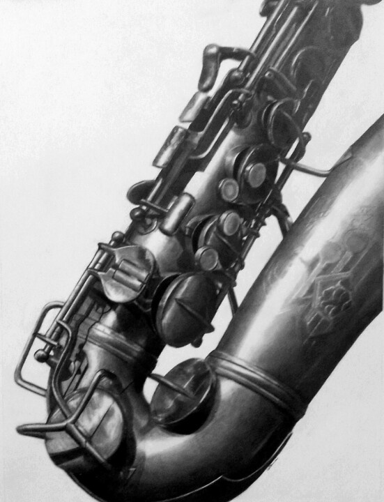 saxophone pencil drawing collection of currently clipart free download best drawing saxophone pencil
