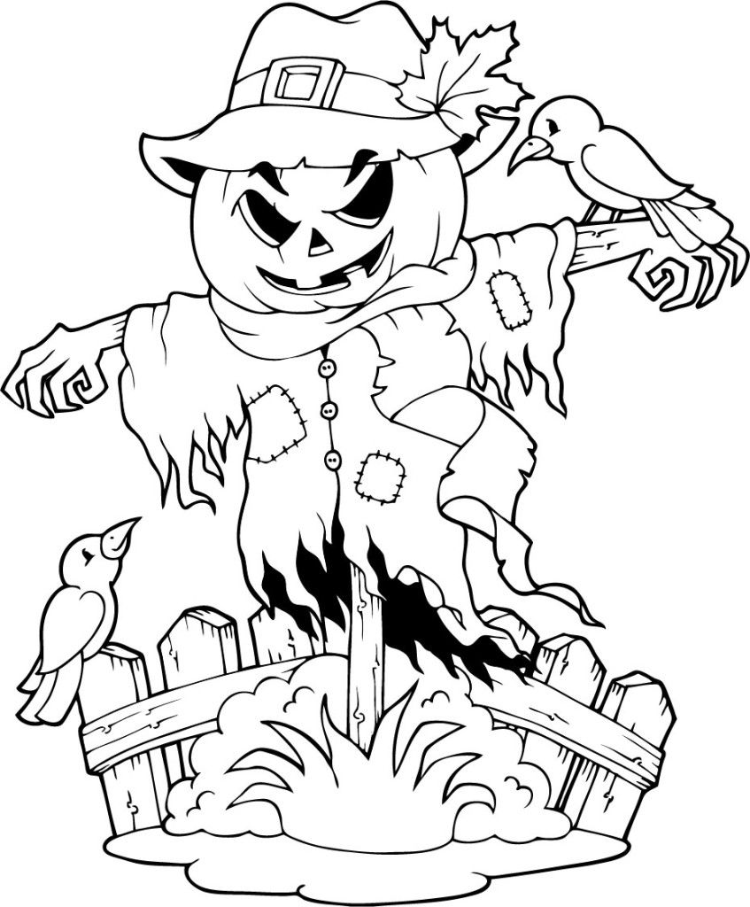 scarecrow for coloring get this online scarecrow coloring pages to print aycrt scarecrow coloring for