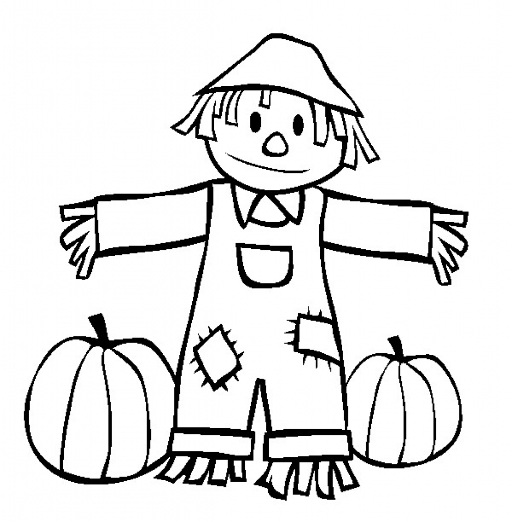 scarecrow for coloring get this scarecrow coloring pages to print for kids kifps scarecrow coloring for
