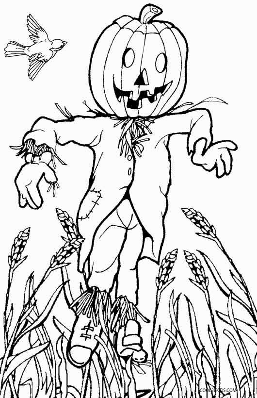 scarecrow for coloring scarecrow coloring pages to download and print for free coloring for scarecrow