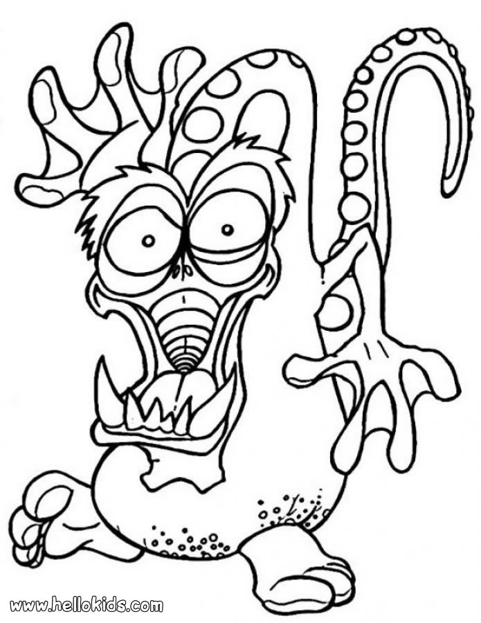 scary monster coloring pages scary ancient mummy coloring page coloring sky monster pages scary coloring