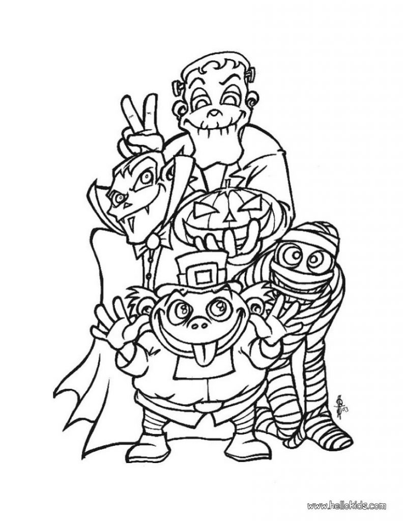 scary monster coloring pages scary monster coloring pages clipartsco coloring pages monster scary