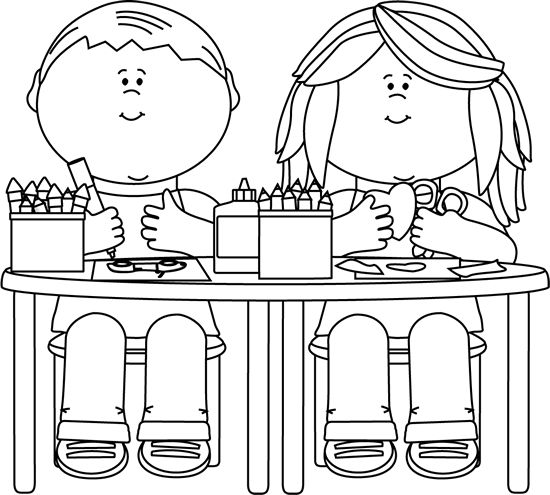 school clipart coloring 70 best teachers and students and parents oh my images school clipart coloring