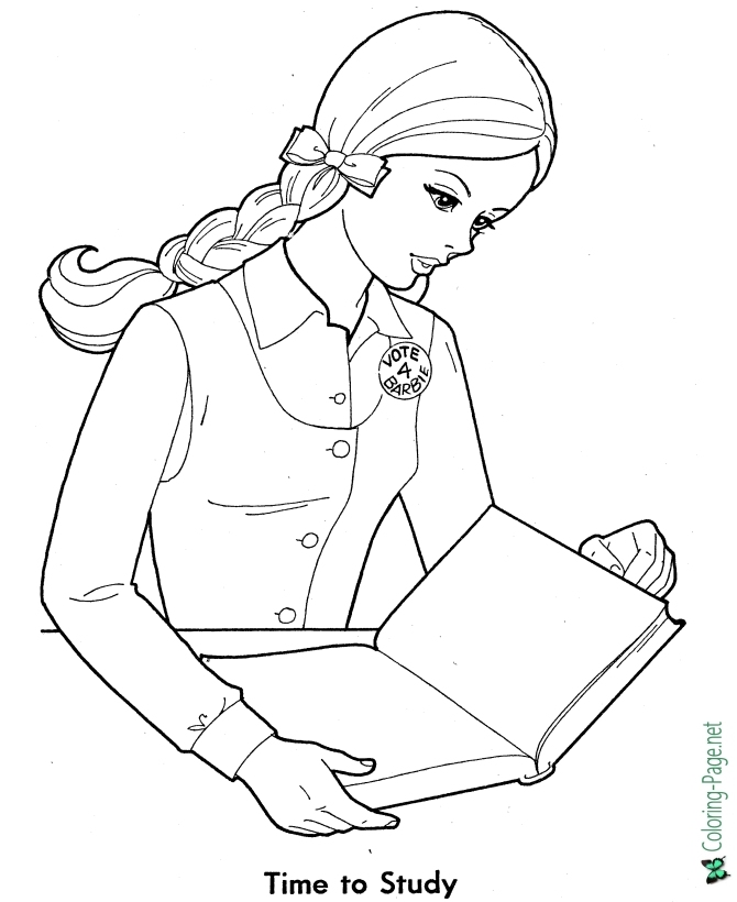 school girl coloring pages stack free coloring pages pages school girl coloring