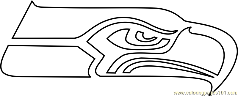 seahawks coloring pages to print seahawks coloring page coloring home coloring seahawks pages to print