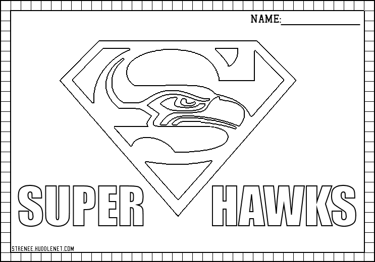seahawks coloring pages to print seattle seahawks coloring pages coloring home seahawks to pages coloring print