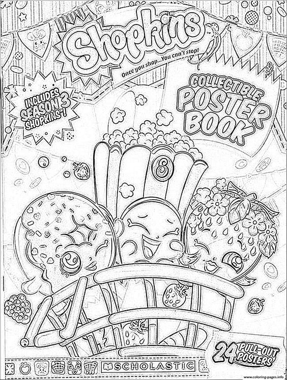 season 3 of shopkins coloring pages of shopkins season 3 at getcoloringscom season 3 shopkins of