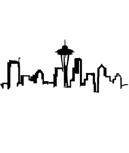 seattle skyline vector search photos by wwwrdubphotocom vector seattle skyline