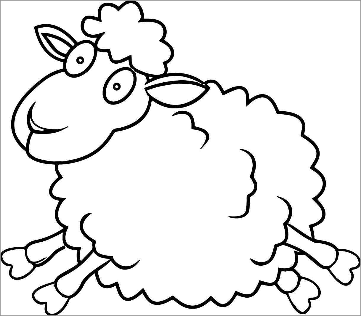 sheep coloring pages free printable free printable sheep face coloring pages for kids cool2bkids coloring free pages sheep printable