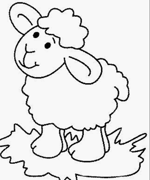 sheep coloring pages preschool get this sheep coloring pages preschool wayc7 pages sheep preschool coloring