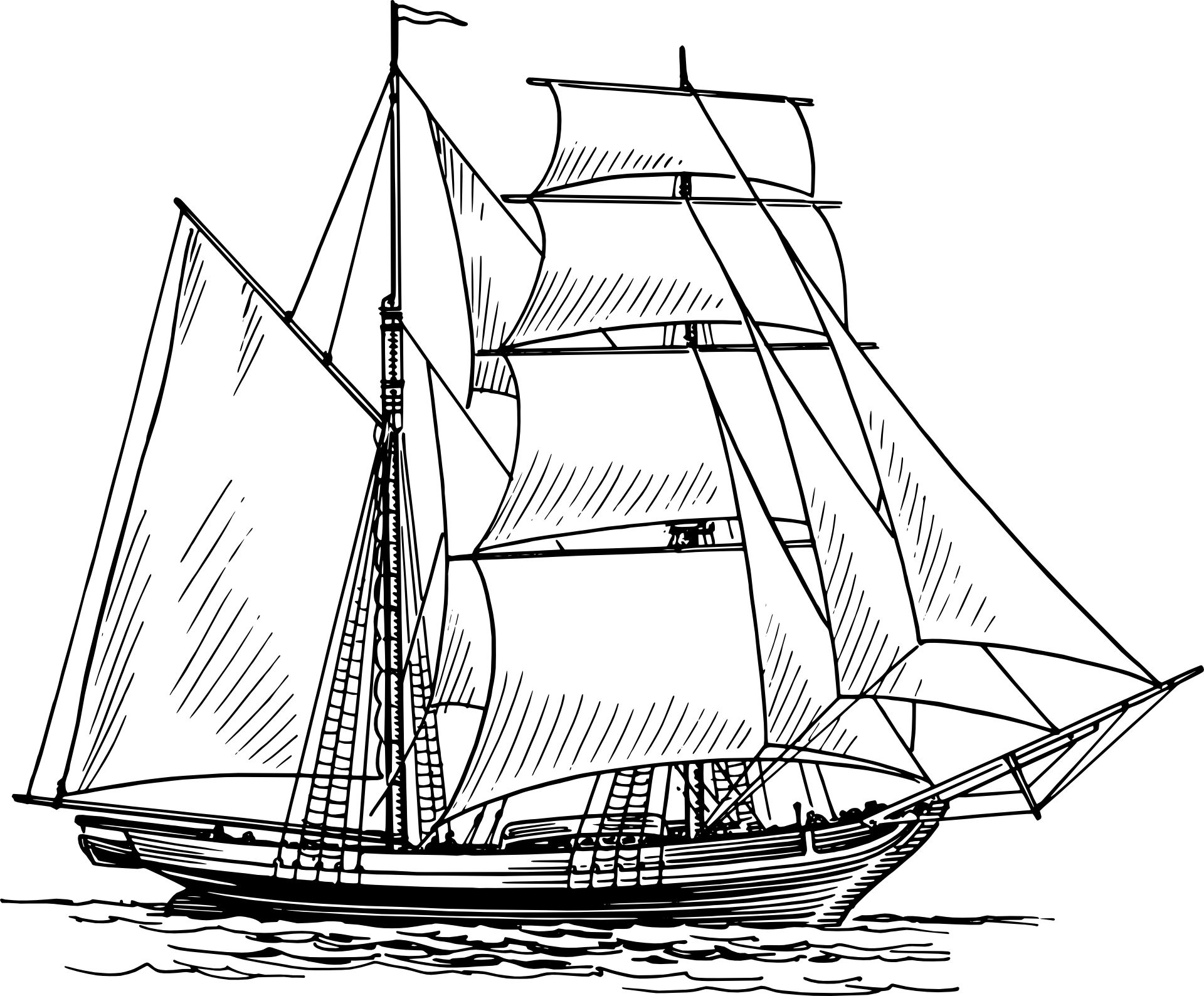 ship drawing original how to draw a clipper ship step by step drawing ship
