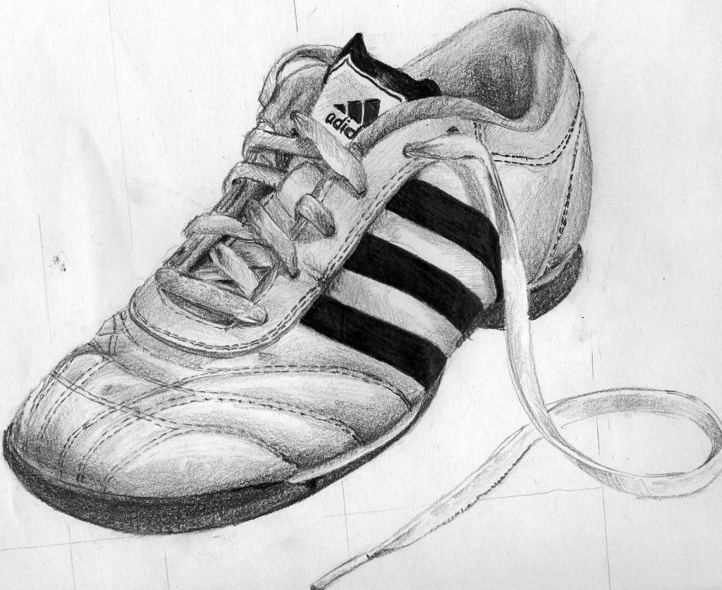 shoes drawing draw by design shoes for thought shoes drawing 1 1