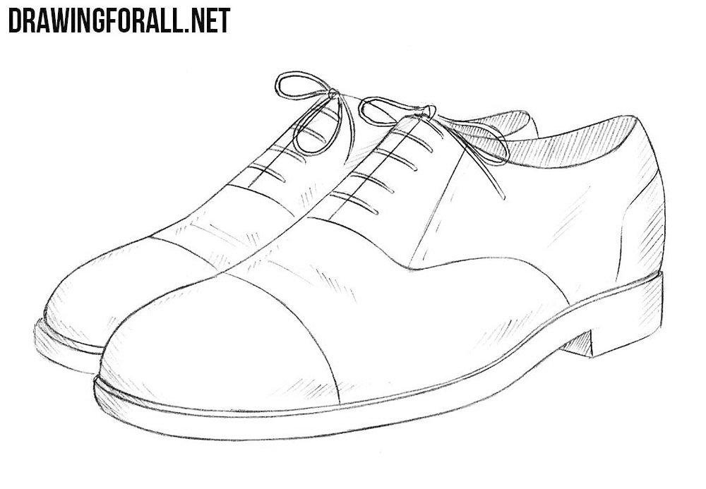 shoes drawing nike shoes drawing at paintingvalleycom explore shoes drawing
