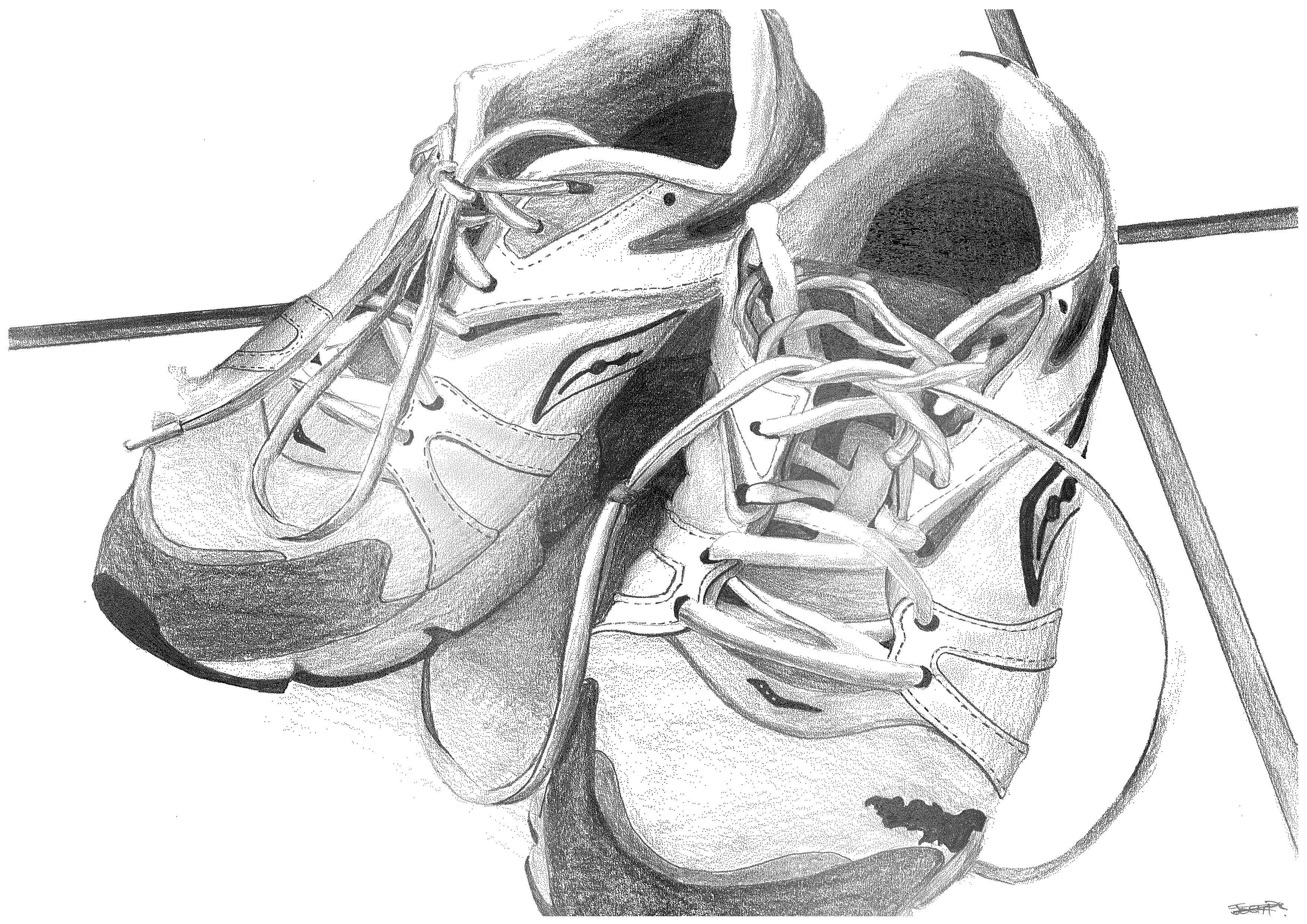 shoes drawing shoes pencil drawing by mimie8 on deviantart shoes drawing