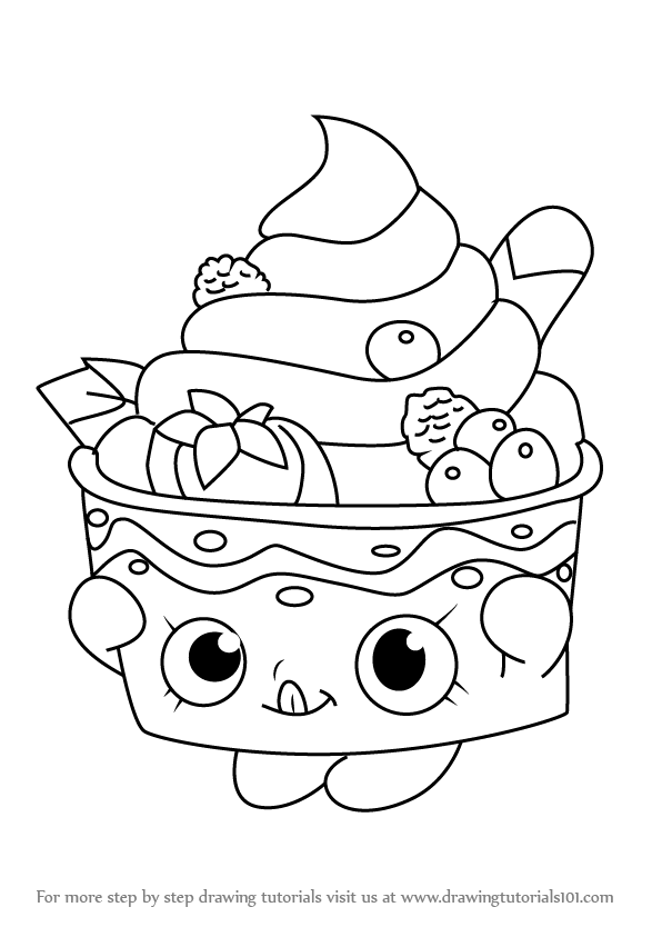 shopkins drawings shopkins coloring pages in 2020 with images shopkins shopkins drawings