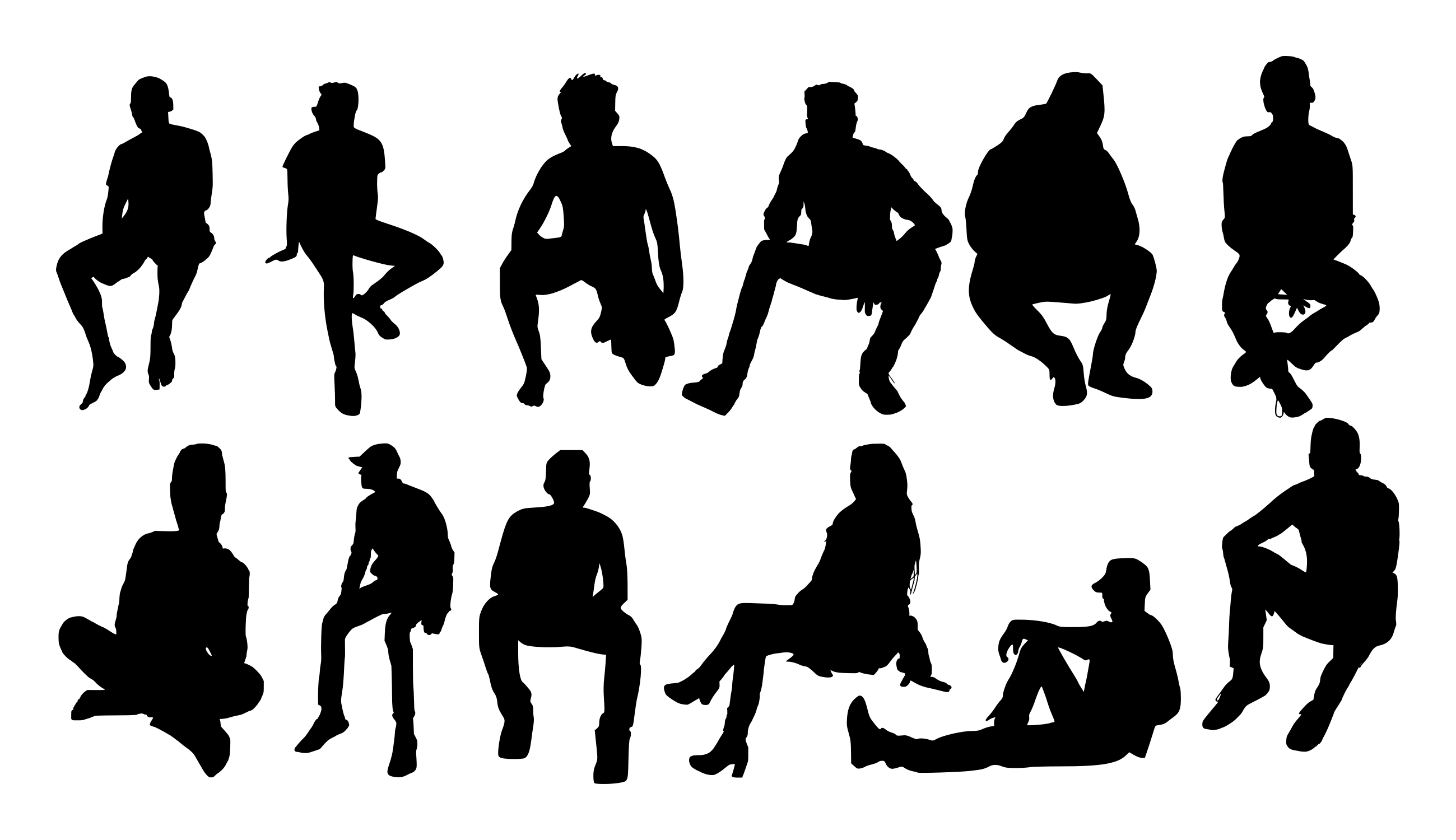 silhouette of a person sitting 12 people sitting silhouette png transp 384564 png sitting of person silhouette a