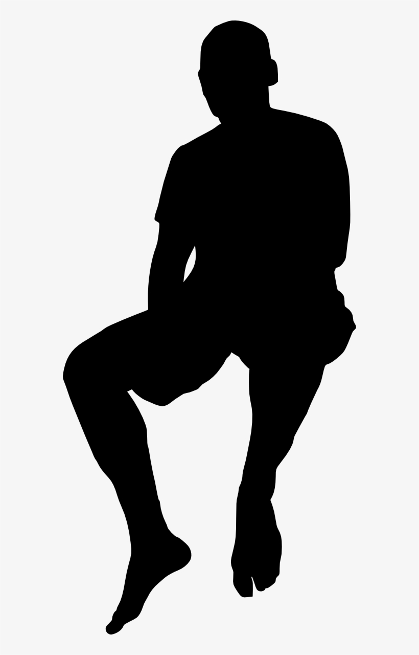 silhouette of a person sitting 12 people sitting silhouette png transparent onlygfxcom of person sitting a silhouette