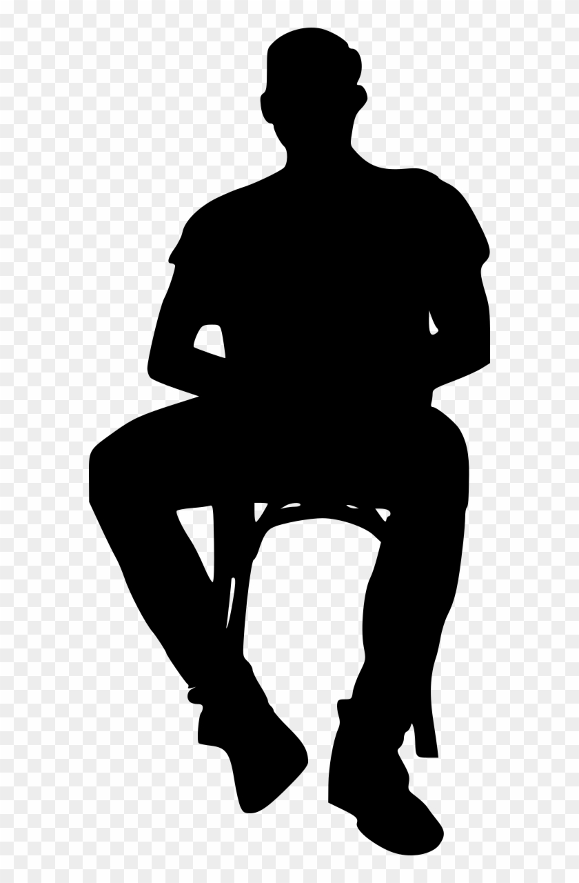 silhouette of a person sitting person sitting on chair silhouette png silhouette a person of silhouette sitting