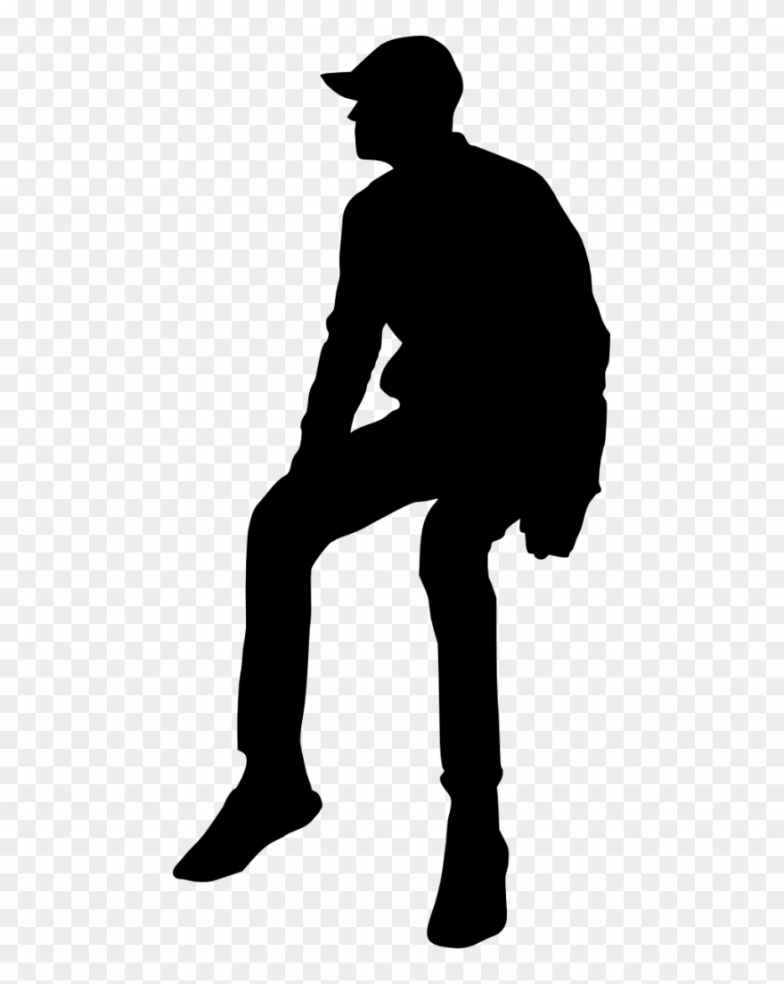 silhouette of a person sitting silhouette people sitting png clip art freeuse download sitting person of a silhouette