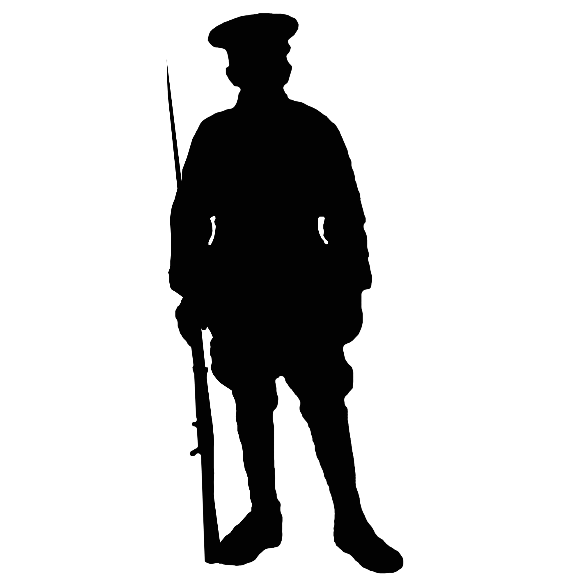 silhouette of soldier free saluting soldier silhouette free vector download soldier of silhouette