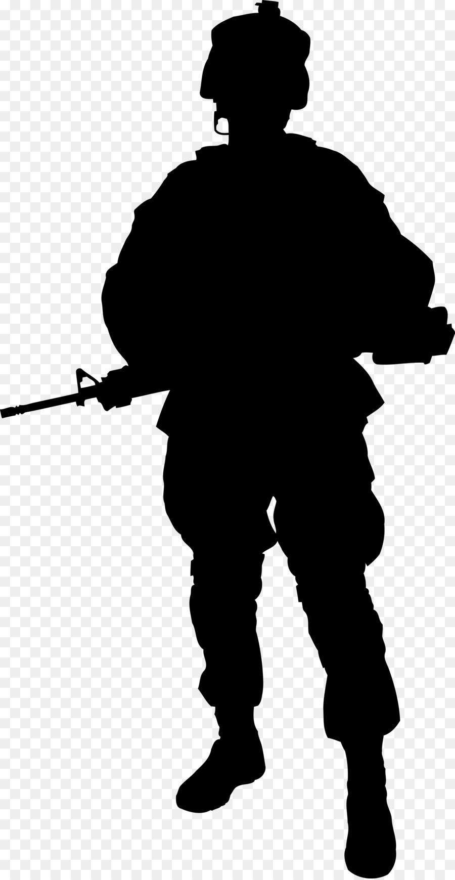 silhouette of soldier world war 1 soldier silhouette at getdrawings free download soldier silhouette of