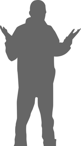 silhouette rapper rapper silhouette at getdrawings free download silhouette rapper 1 2