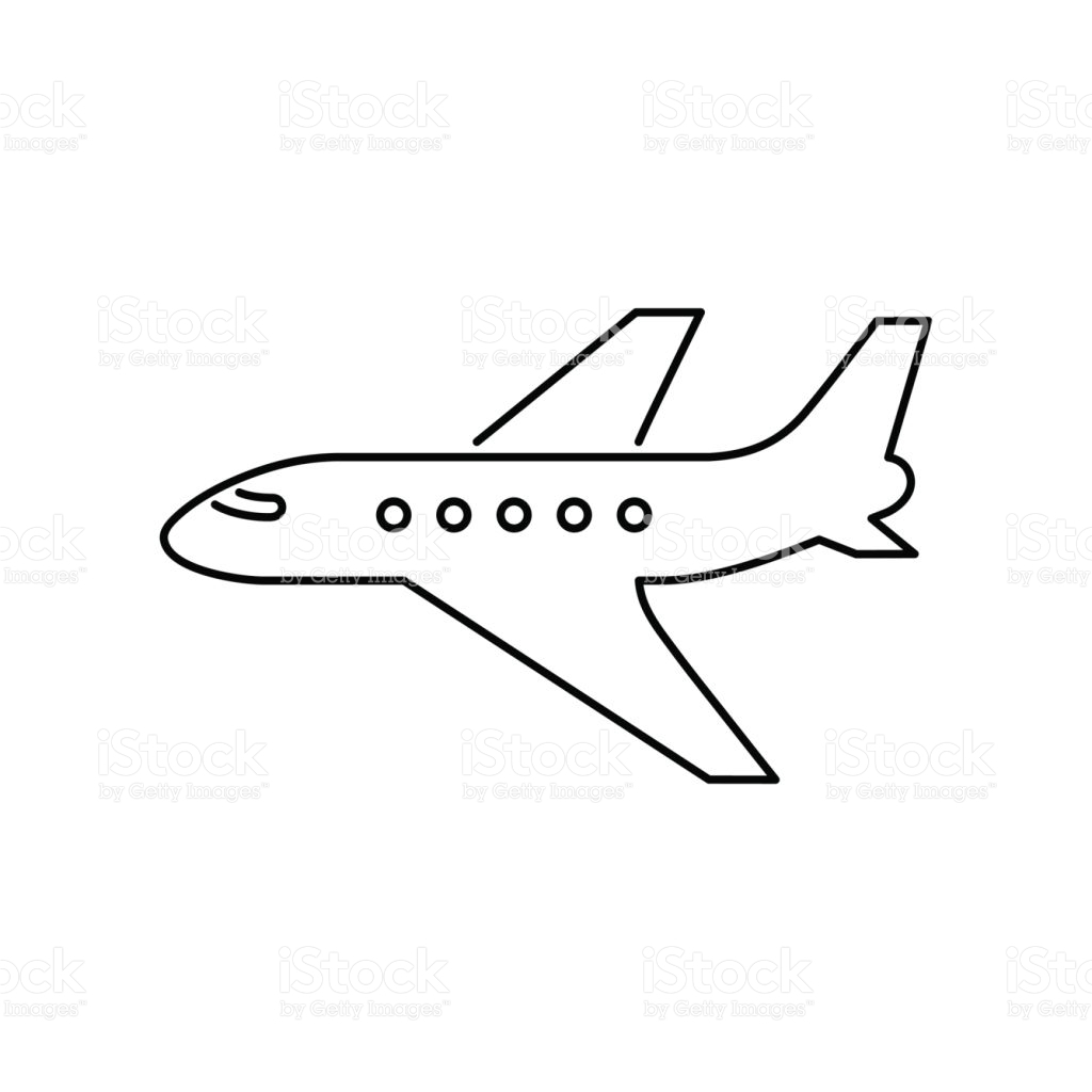 simple drawing of airplane simple airplane drawing at paintingvalleycom explore of simple airplane drawing