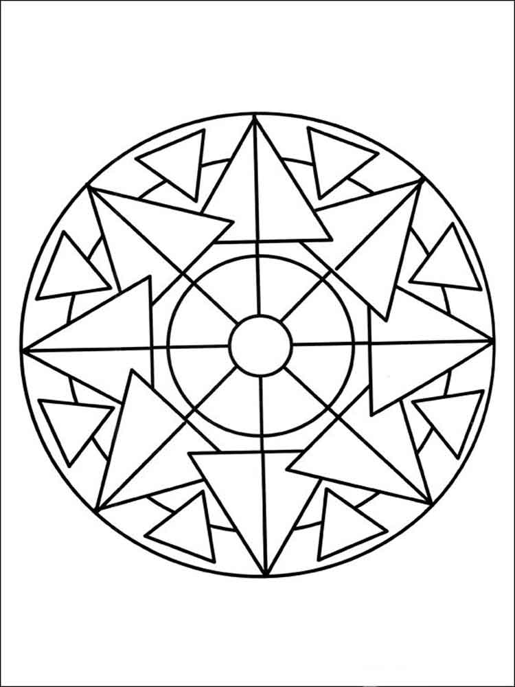 simple mandala coloring page colouring books and pages mandala coloring simple page