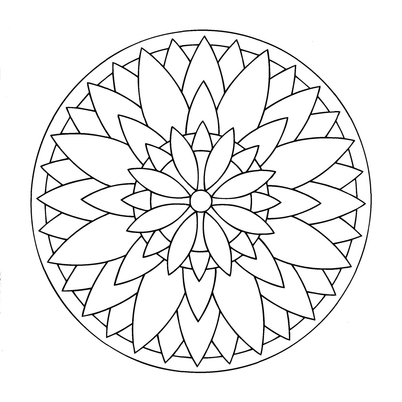 simple mandala coloring page simple mandala coloring pages download and print for free page coloring simple mandala