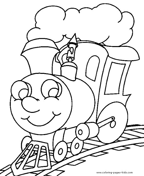 simple train coloring page easy thomas the train sc4bc coloring pages printable page train simple coloring